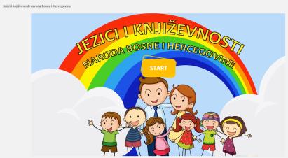 Jezici naroda BiH