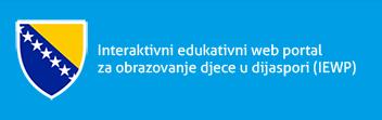 Web portal za edukaciju dijaspore logo